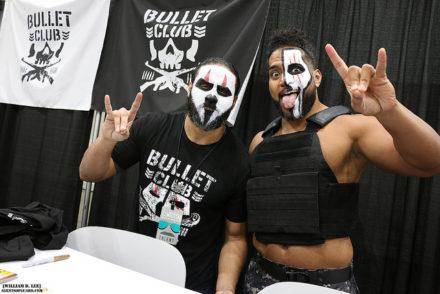 Guerrillas of Destiny responsible for the Bullet Club/Elite Split