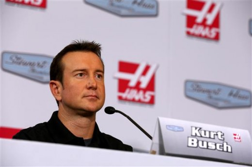 Kurt Busch, Monster Energy will not return to Stewart-Haas Racing for 2019