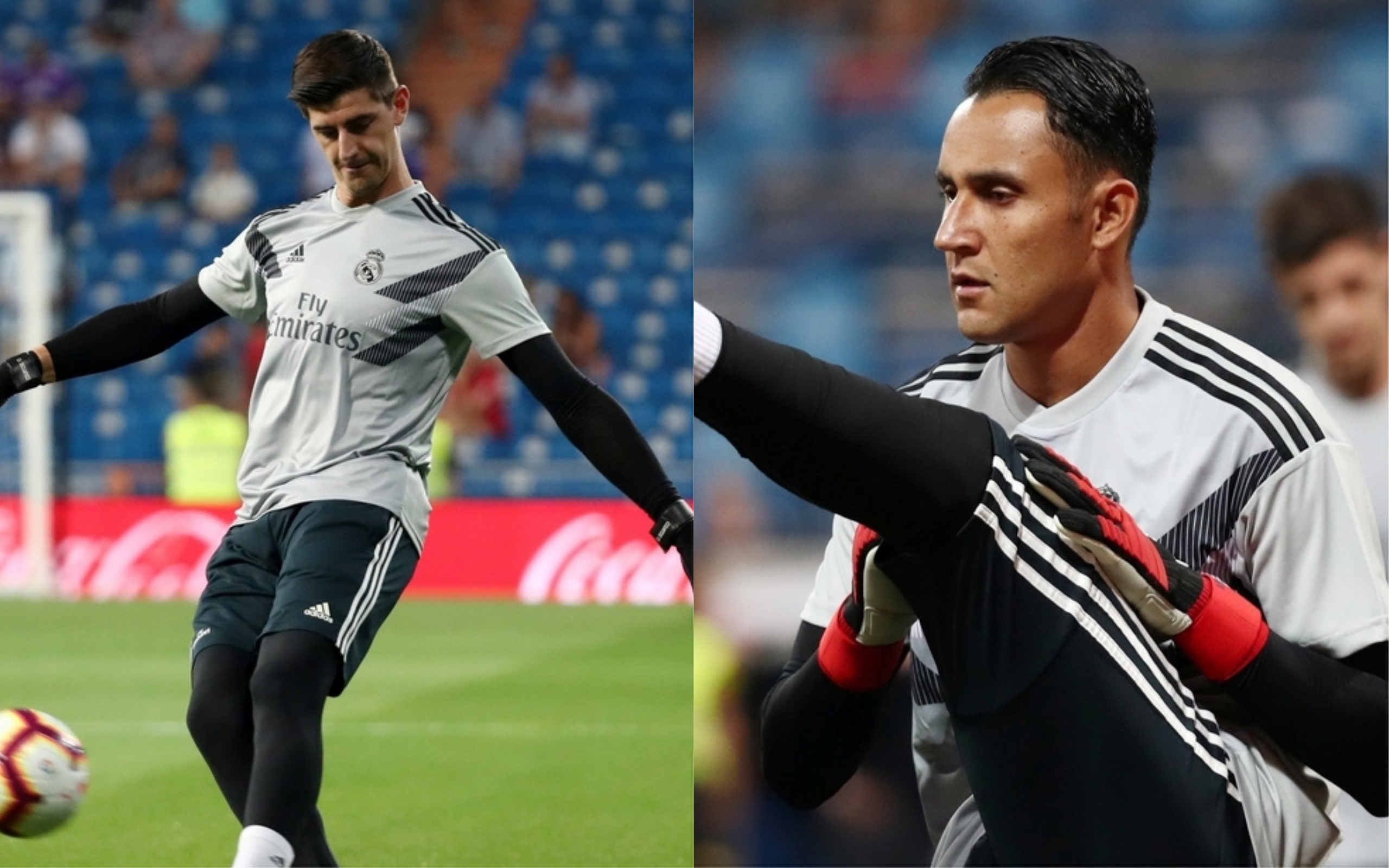Opinion: Navas And Courtois Will Be A Problem For Madrid