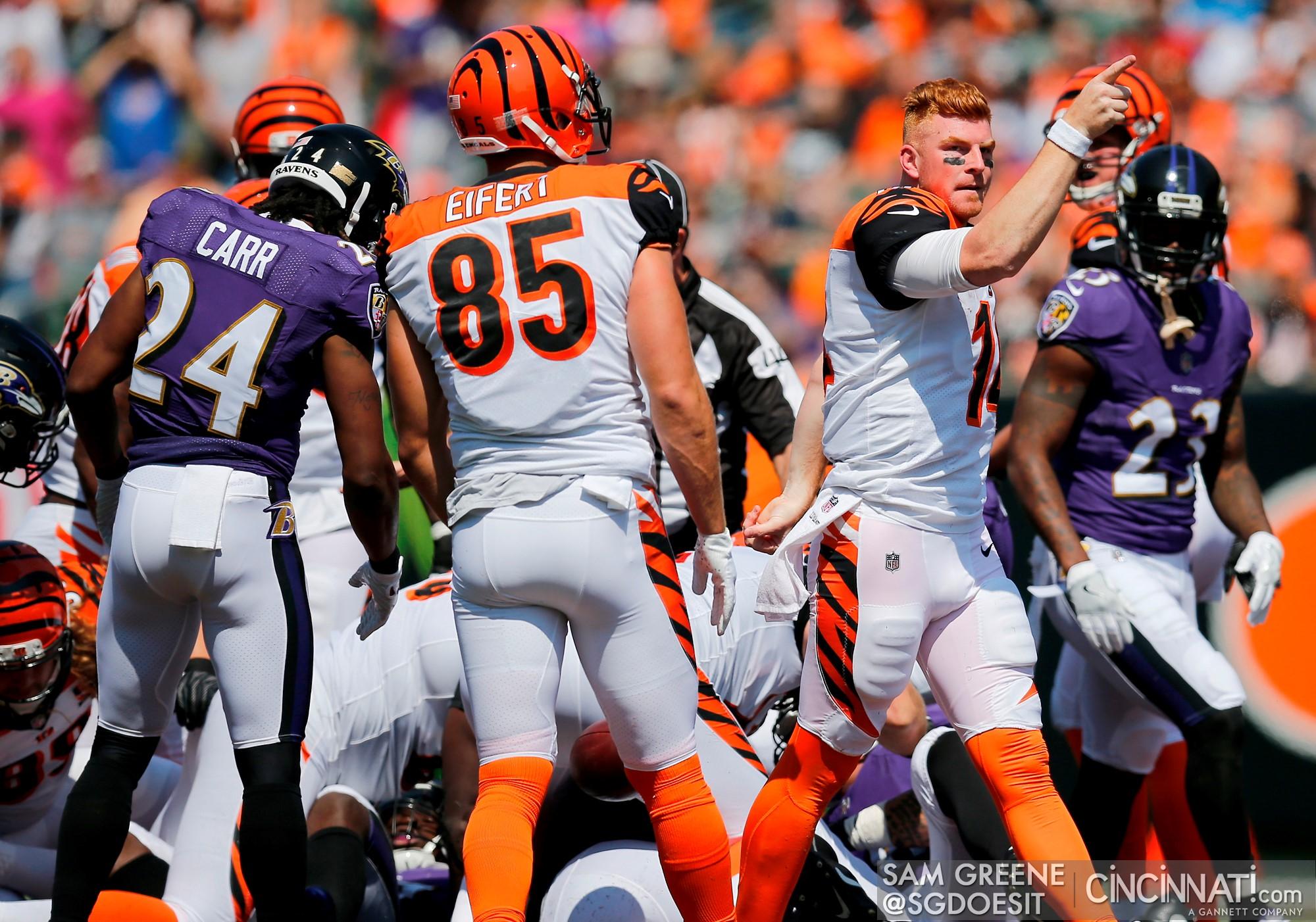 502b5339 NFL Week 2: Baltimore Ravens vs Cincinnati Bengals Preview