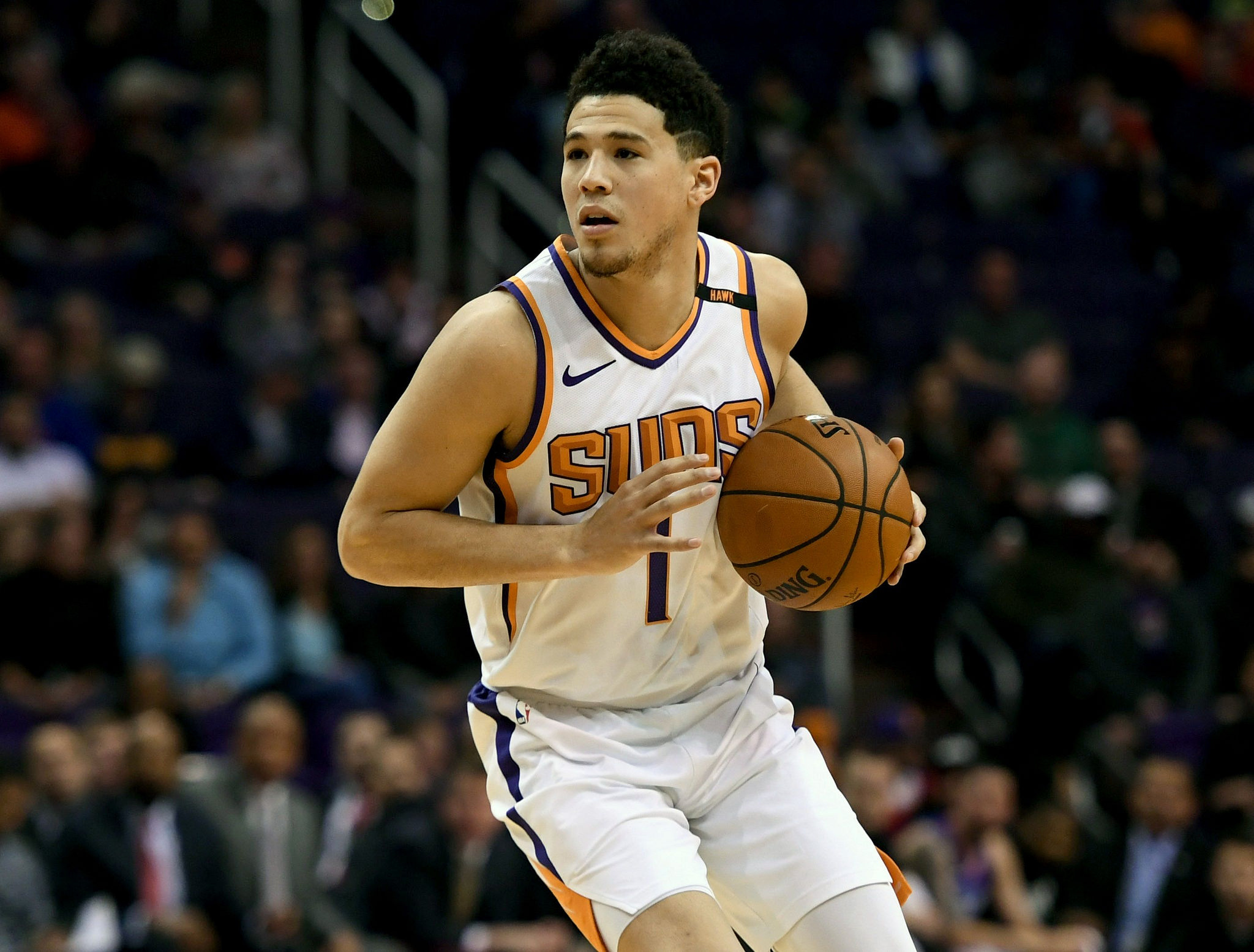 Suns  Devin Booker Will Undergo Hand Surgery Out 61dd72c8f