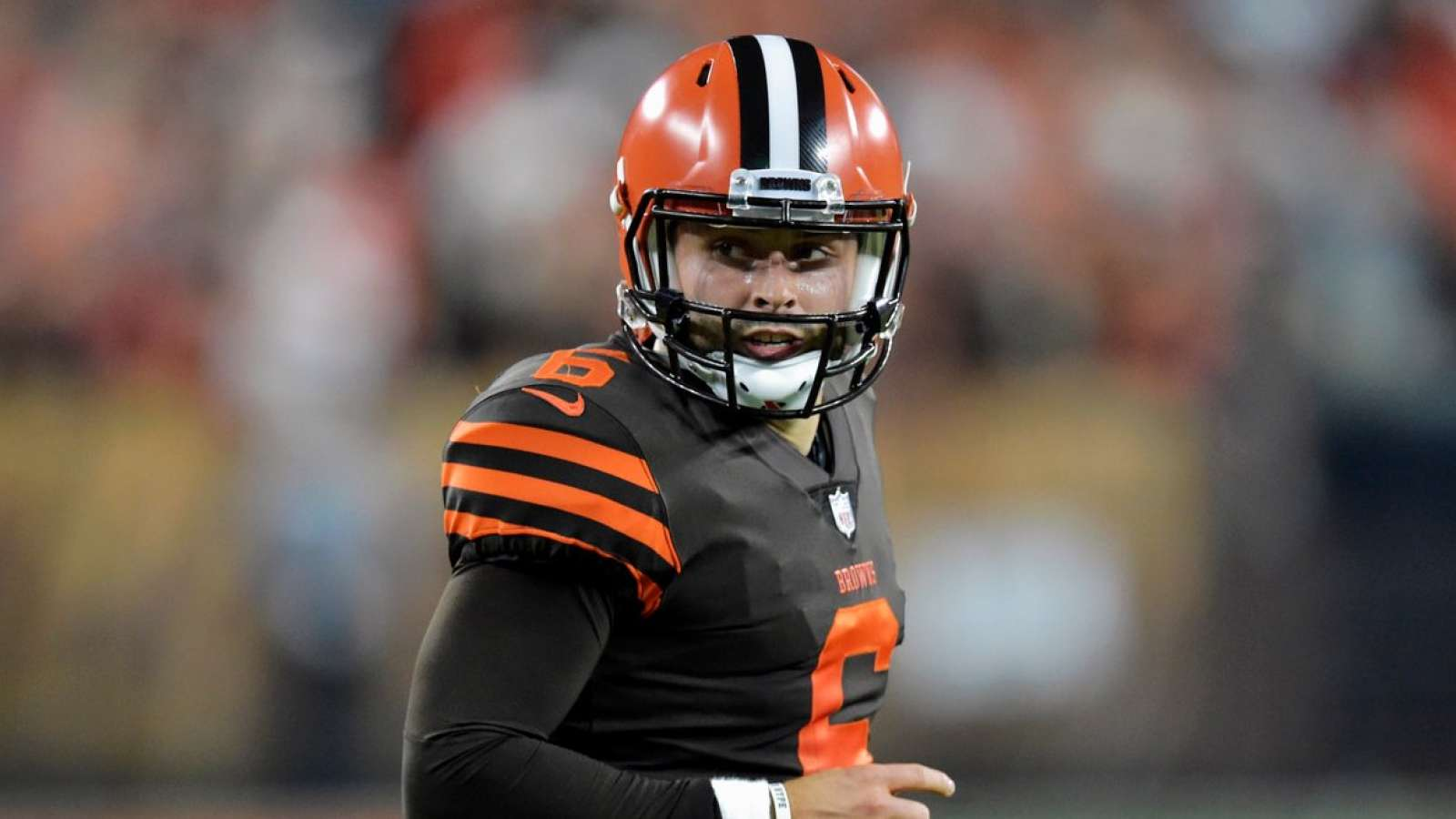 f39dac2cc Baker Mayfield Named Starting QB For Browns
