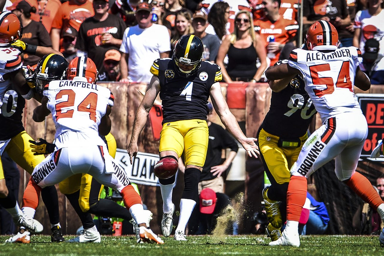 NFL Week 1: Pittsburgh Steelers vs Cleveland Browns Recap