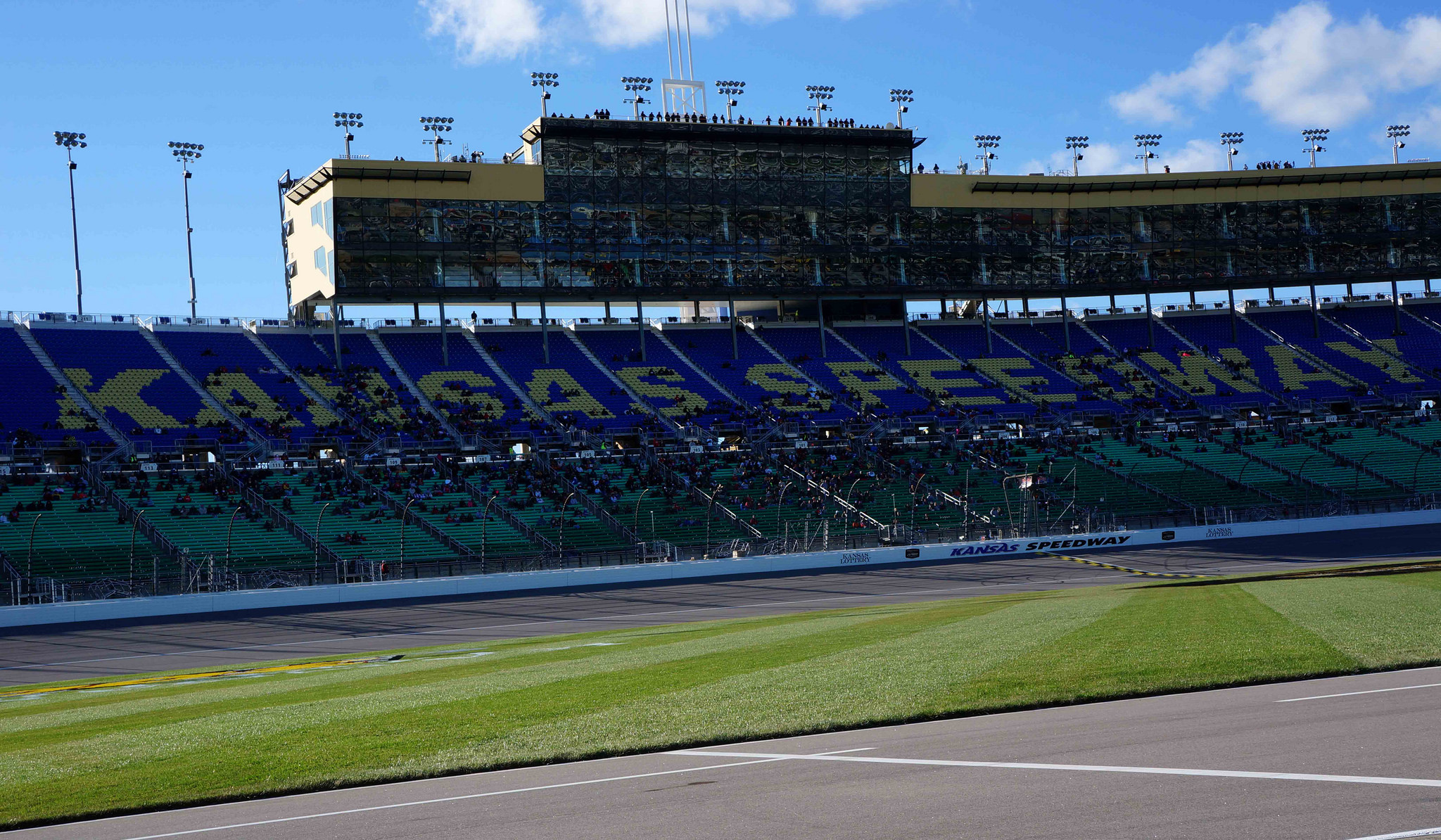 Some drivers face a must-win scenario at Kansas Speedway