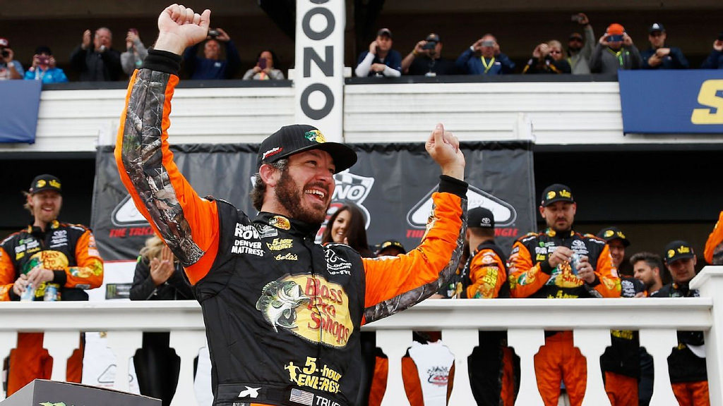 Martin Truex Jr is not Giving Up on a Second Championship Run