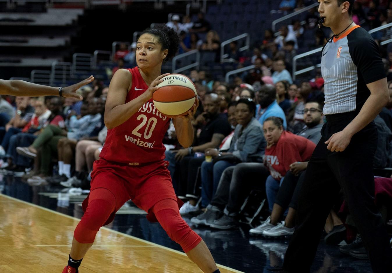 Washington Wizards Add Kristi Toliver To Coaching Staff