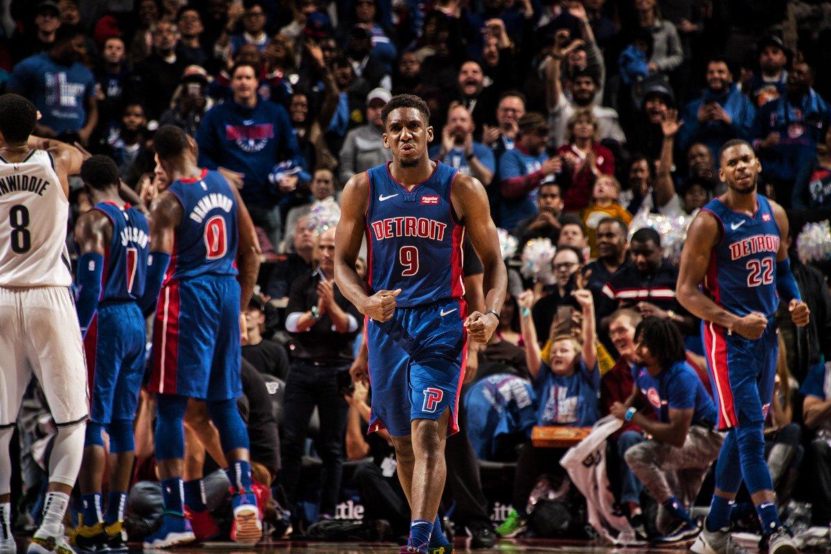 Casey-led Pistons Open Season With Win