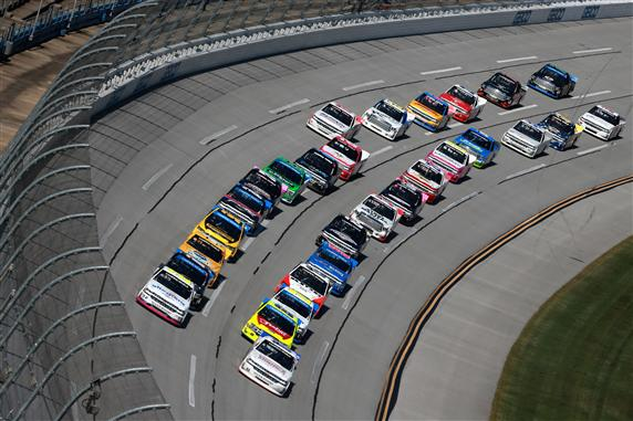 The Truck Series Playoffs Have Had Intense Racing and 3 Surprise Winners in the First 3 Races