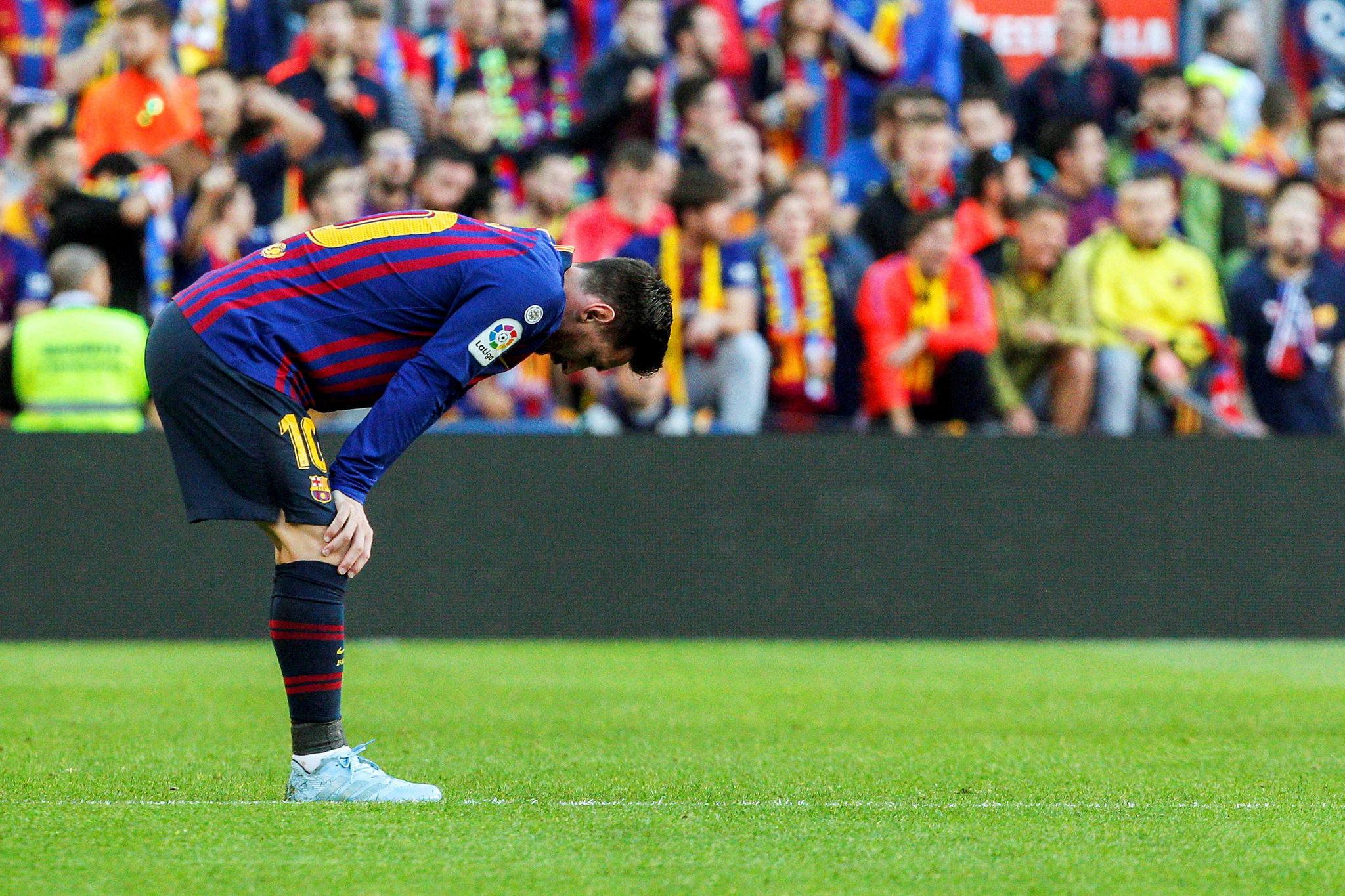 Real Betis Shock Barcelona