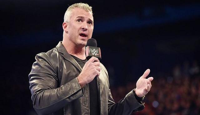 Shane McMahon character change