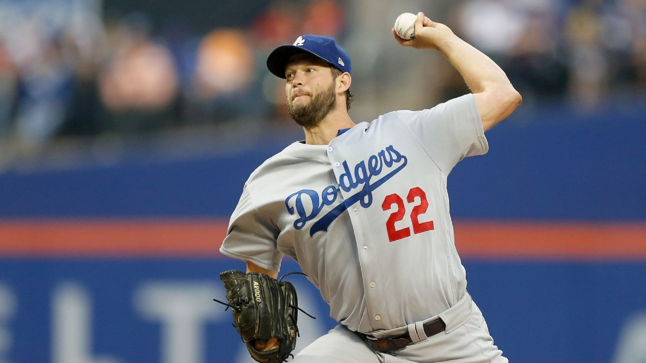 Kershaw And Dodgers Agree To Deal