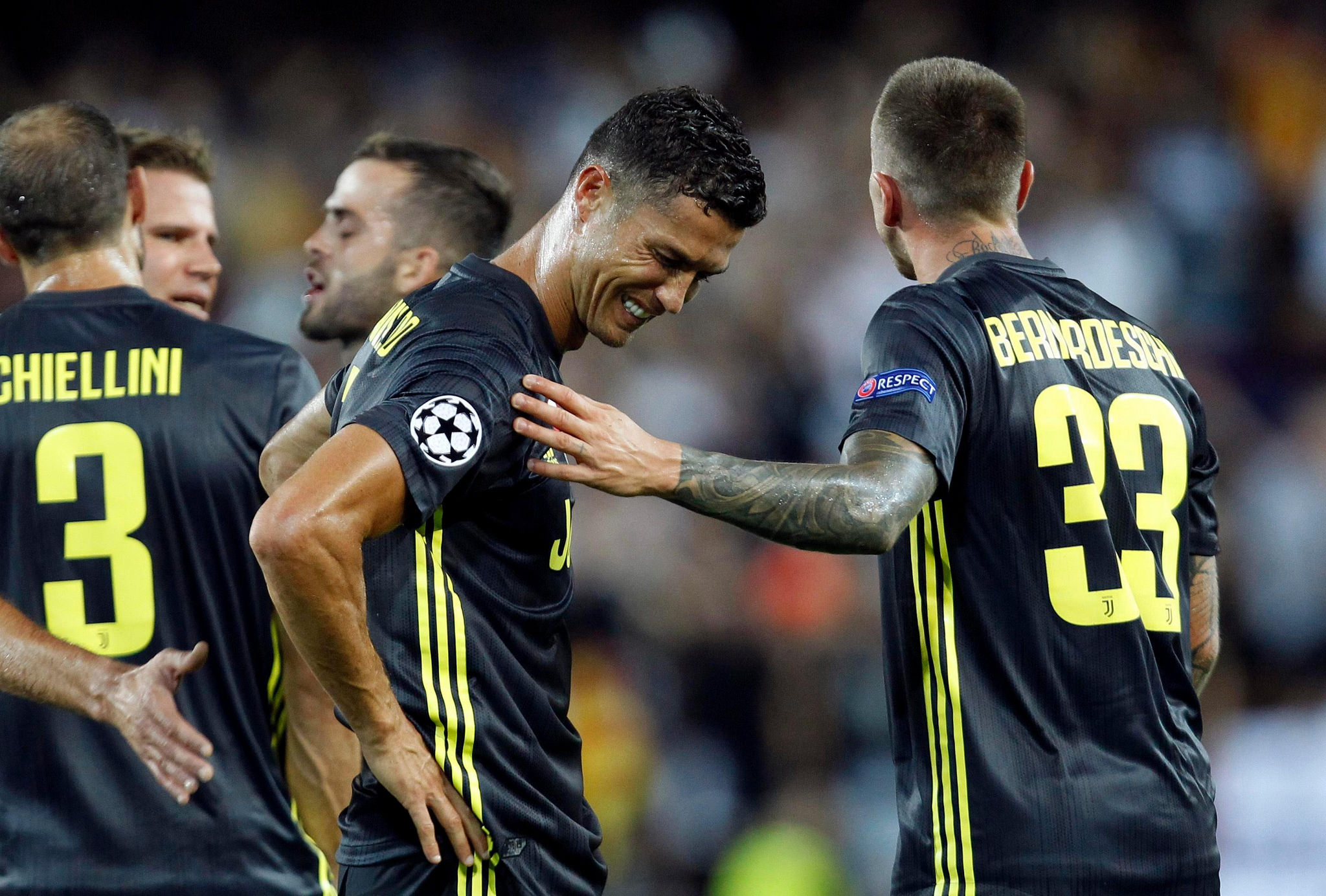 UCL: Juventus vs Valencia Preview