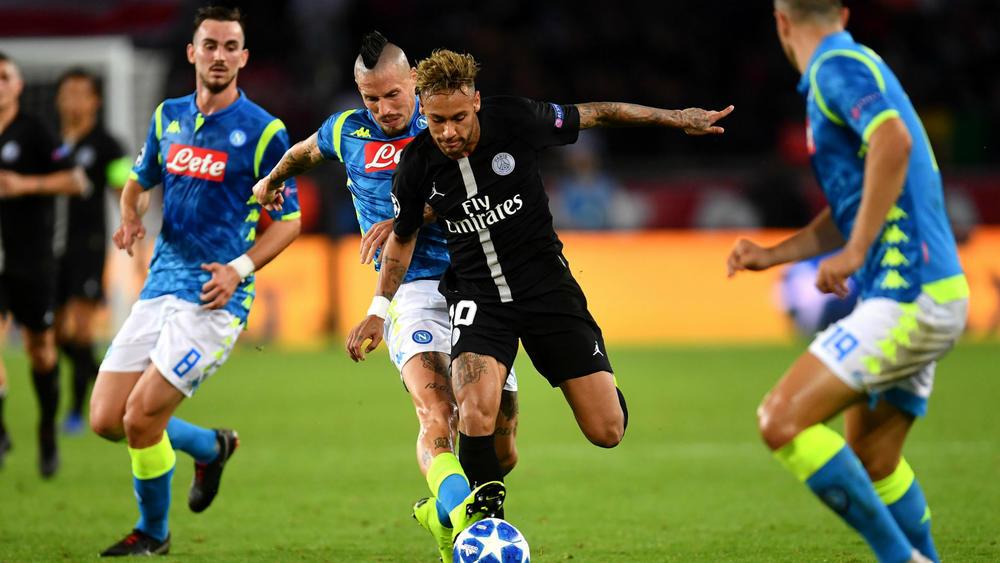 UCL: Napoli vs PSG Preview