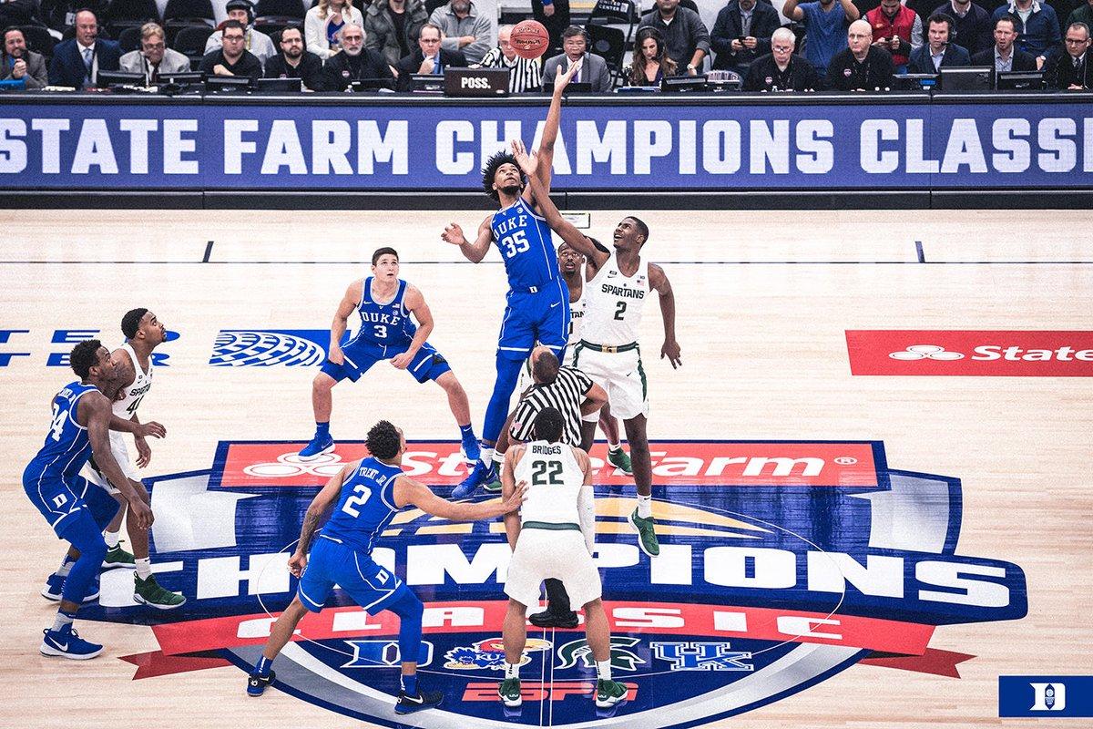 College Hoops Preview: #4 Duke vs. #2 Kentucky
