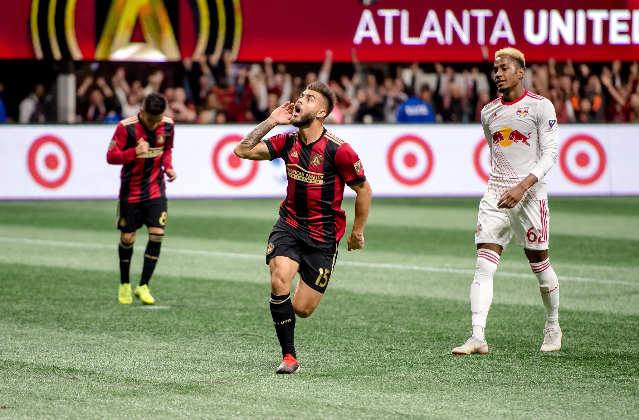 Atlanta United destroy the New York Red Bulls