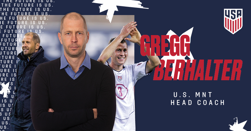 US Soccer Officially Hires Gregg Berhalter