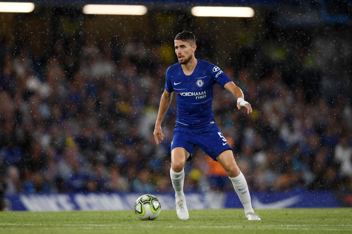 watch fce9f 7474e Double Trouble At Chelsea! Kante & Jorginho Causing Sarri ...
