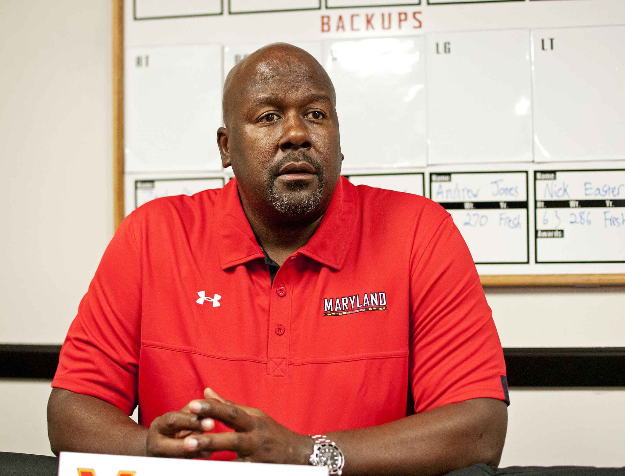 Terps Hiring Locksley Makes Sense
