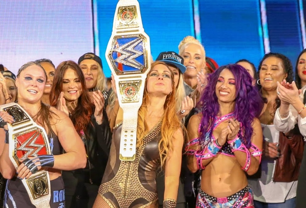 WWE Yearly Review: 2018 Pay-Per-View Event Rankings