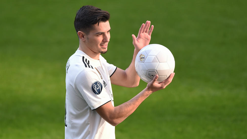 Real Madrid Confirm £15m Brahim Diaz Deal