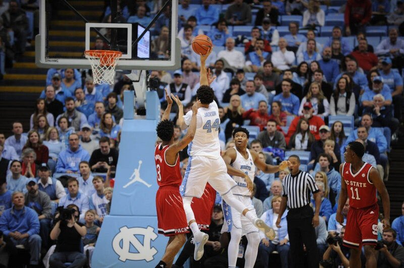 College Hoops Preview: #12 North Carolina vs. #15 North Carolina State