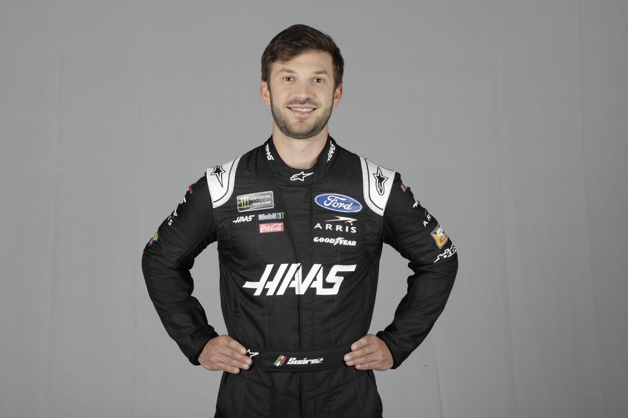 Daniel Suarez to Join Stewart Haas Racing for 2019