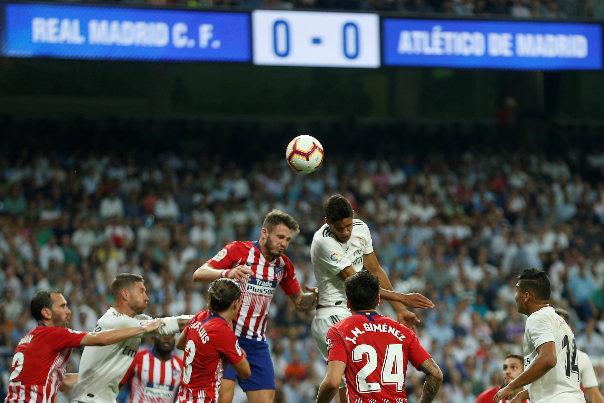 Madrid Derby: Atletico vs Real Madrid Preview