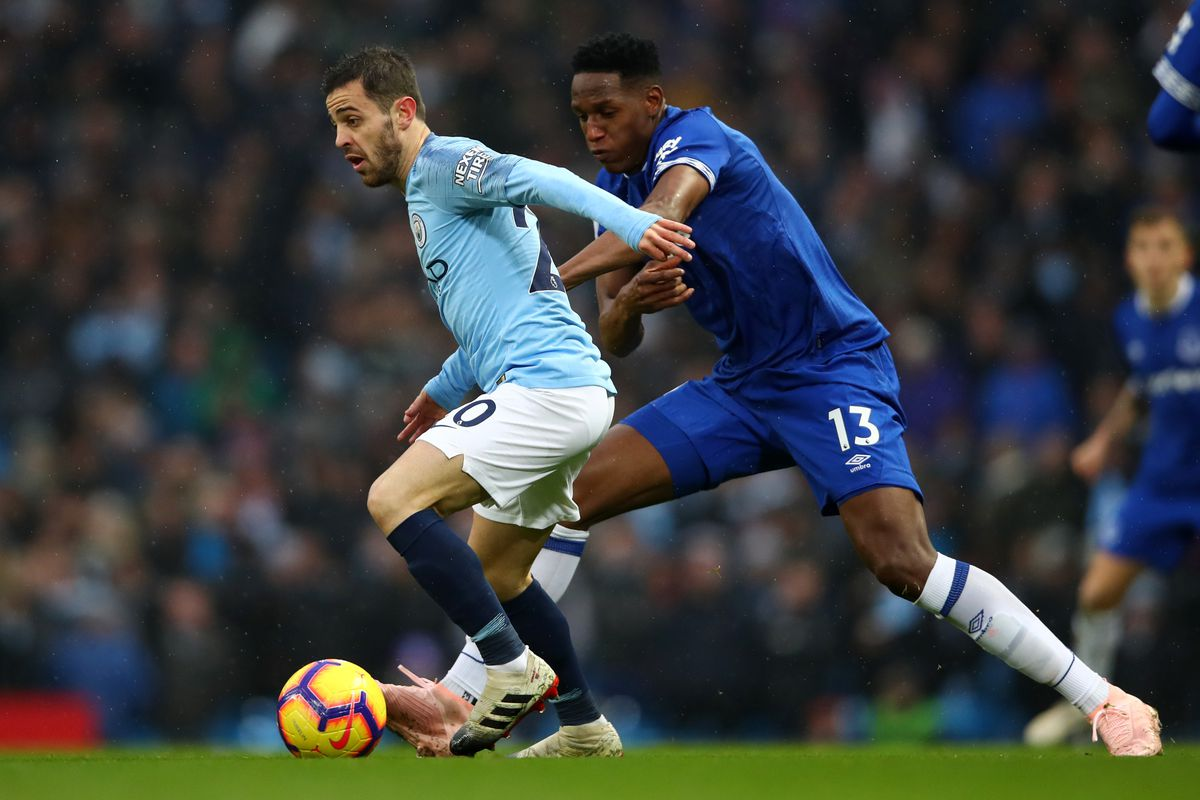Premier League: Everton vs Manchester City Preview