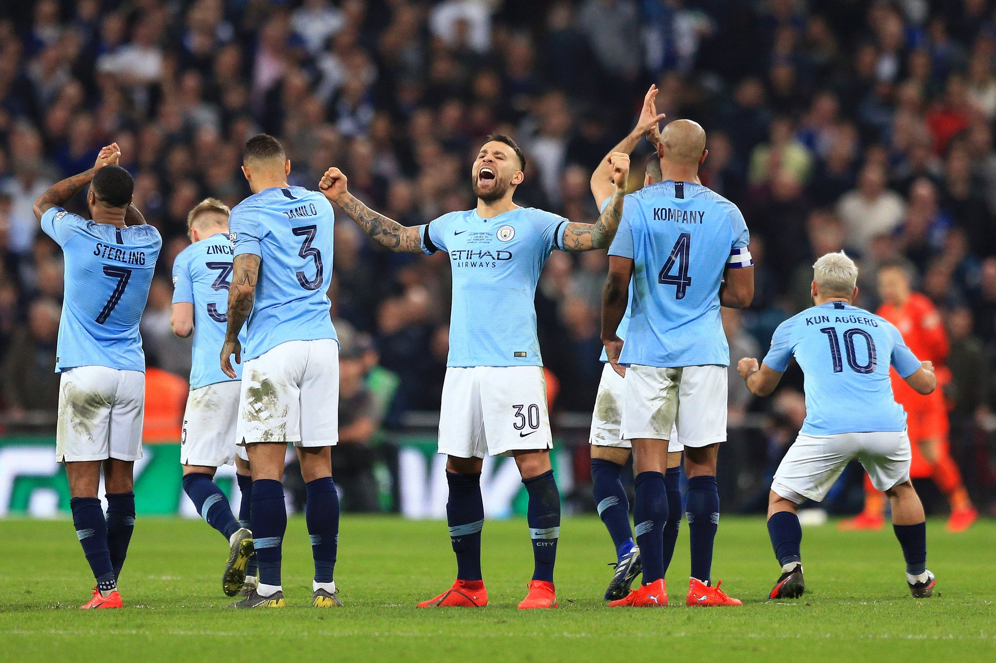 City Triumphs Chelsea In Carabao Cup Final