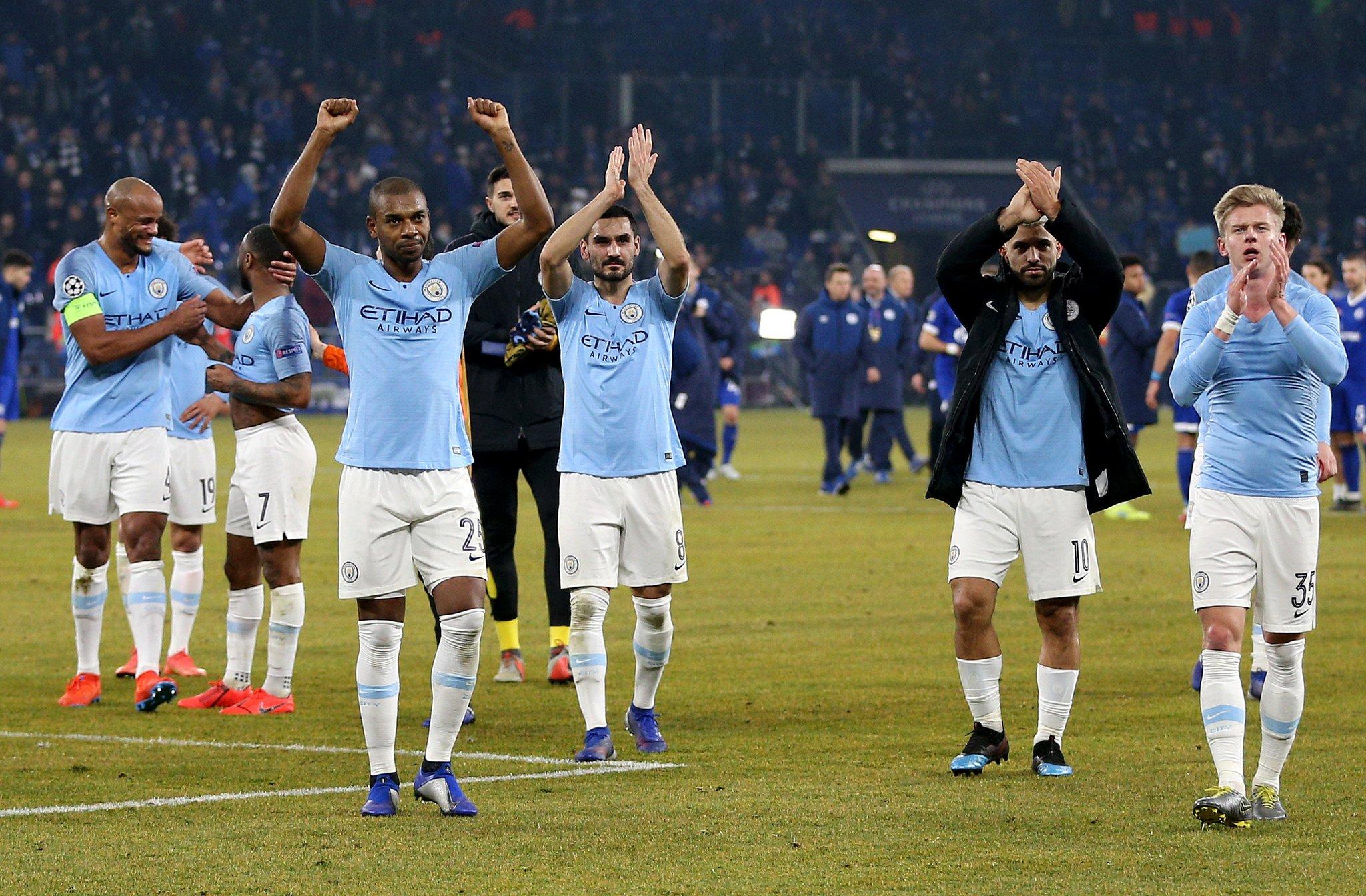 UCL: Manchester City vs Schalke 04 Preview