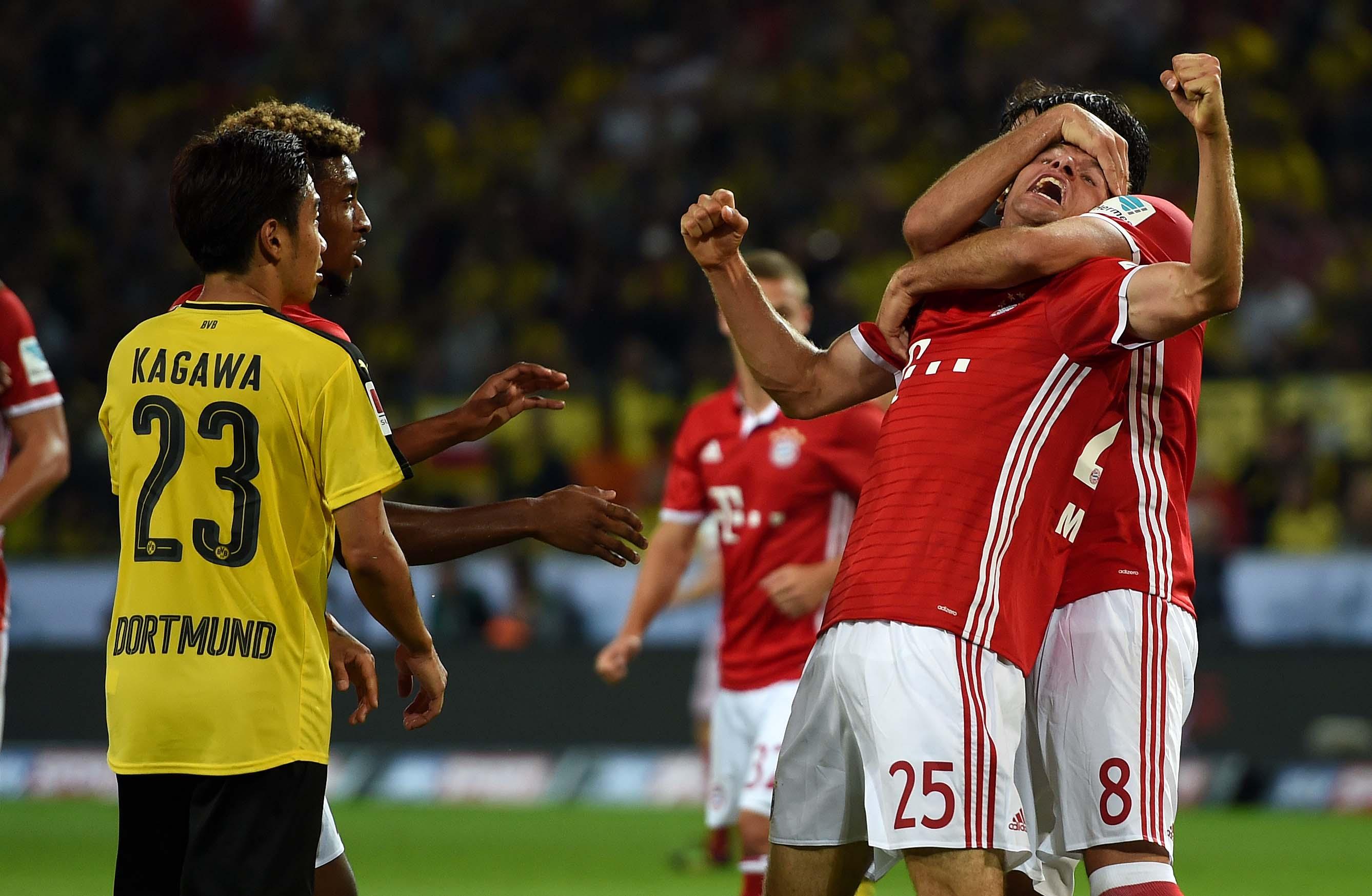 Bundesliga: Bayern Munich vs Borussia Dortmund Preview