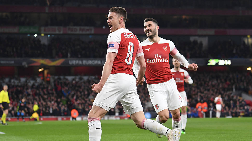 Scintillating Arsenal Thrash Napoli But Leave Door Open For Second Leg Comeback