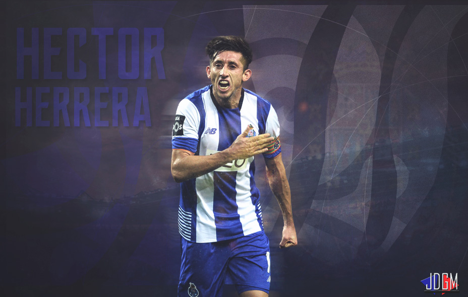 Hector Herrera Leaving Porto For Atléti