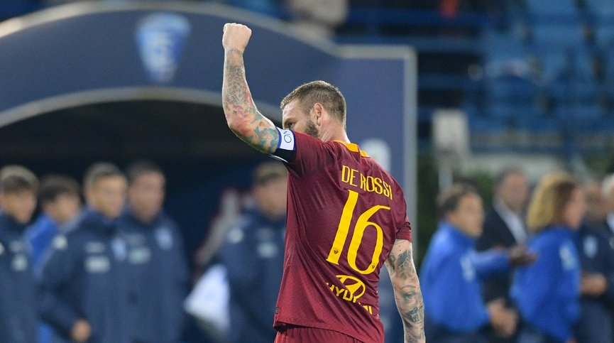 Daniele De Rossi To Leave Roma