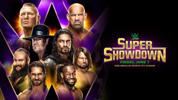 Bill Goldberg vs. The Undertaker