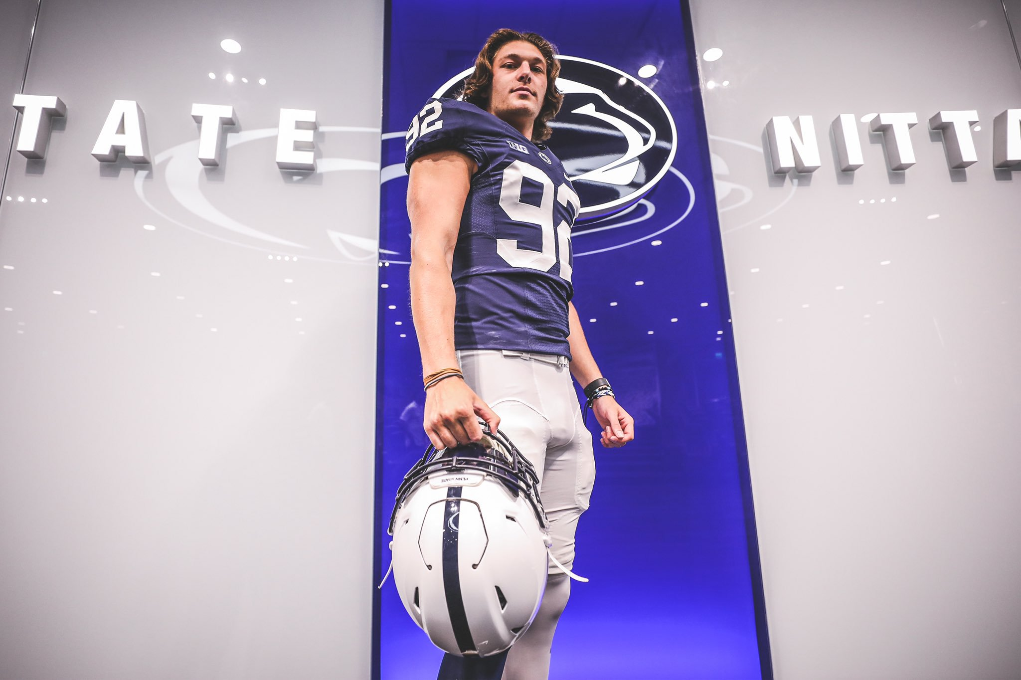 Jordan Stout Commits To Penn State