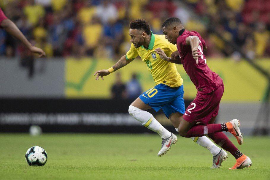 Neymar Suffers Injury, Will Miss Copa America
