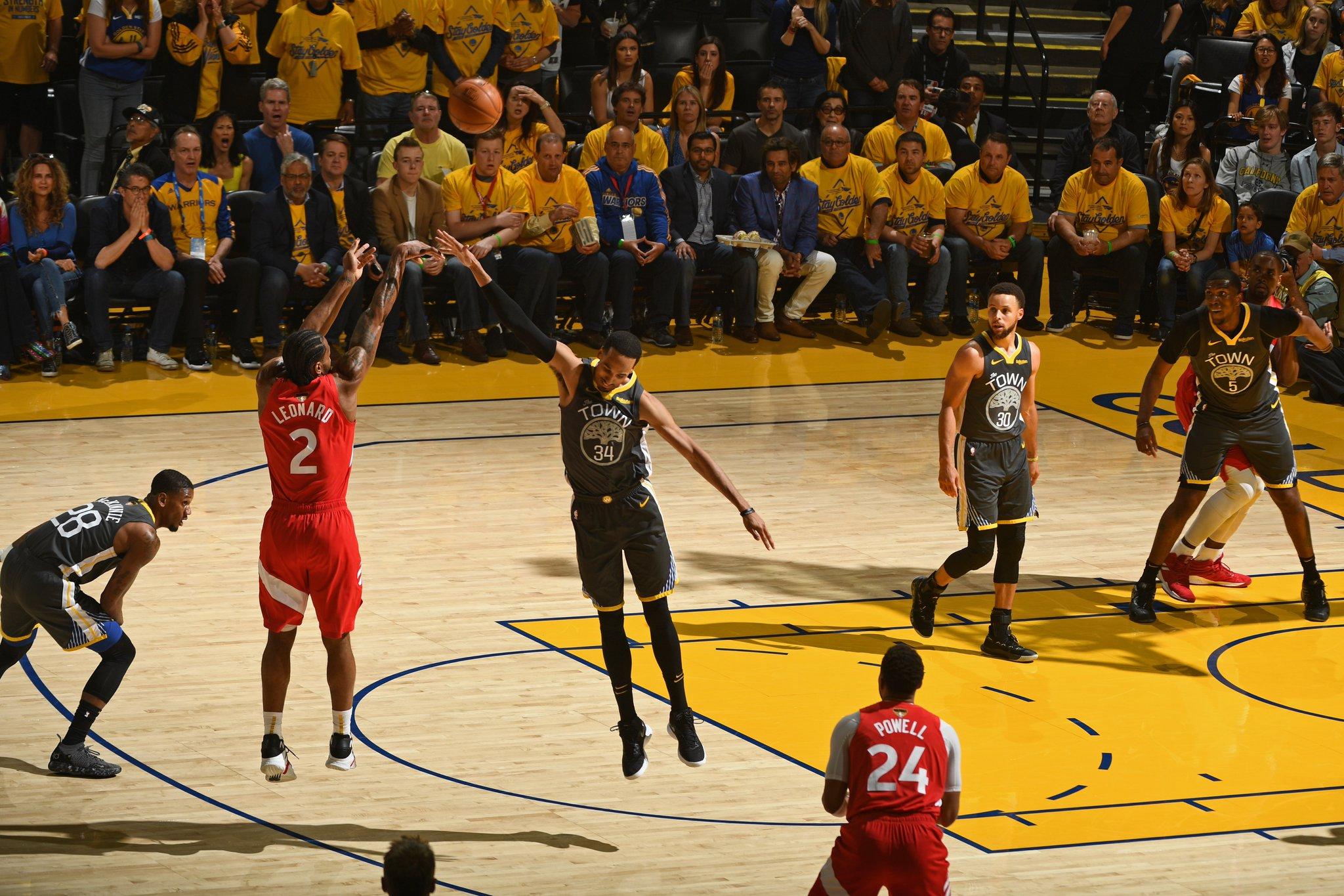 Raptors Take Warriors To The Brink Lead Series 3-1