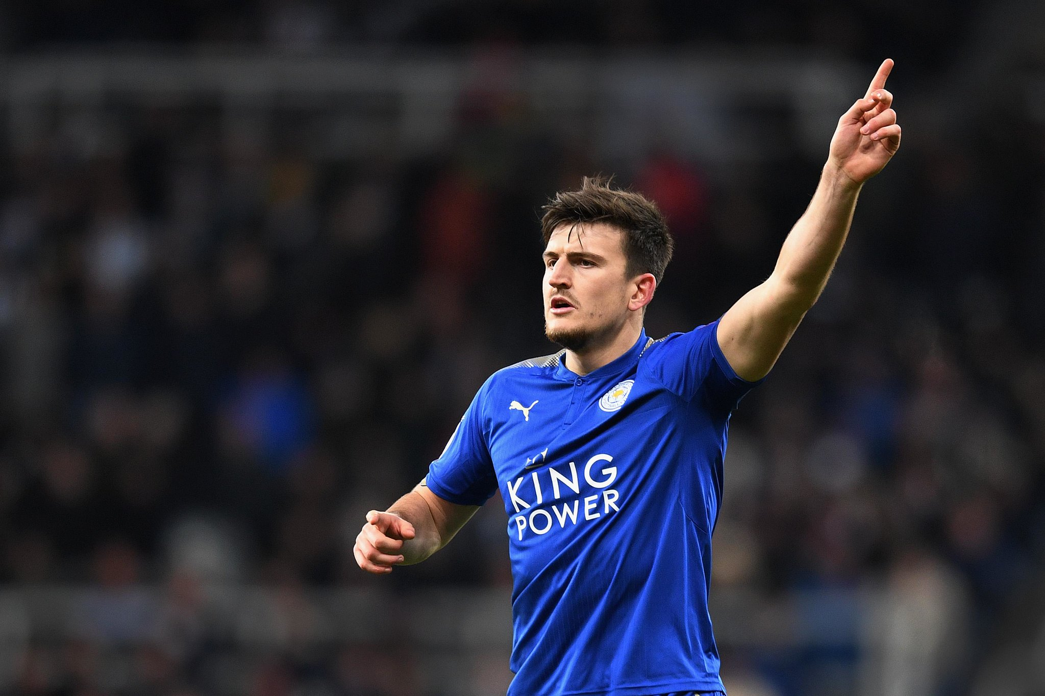 Harry Maguire Set to Join Manchester United
