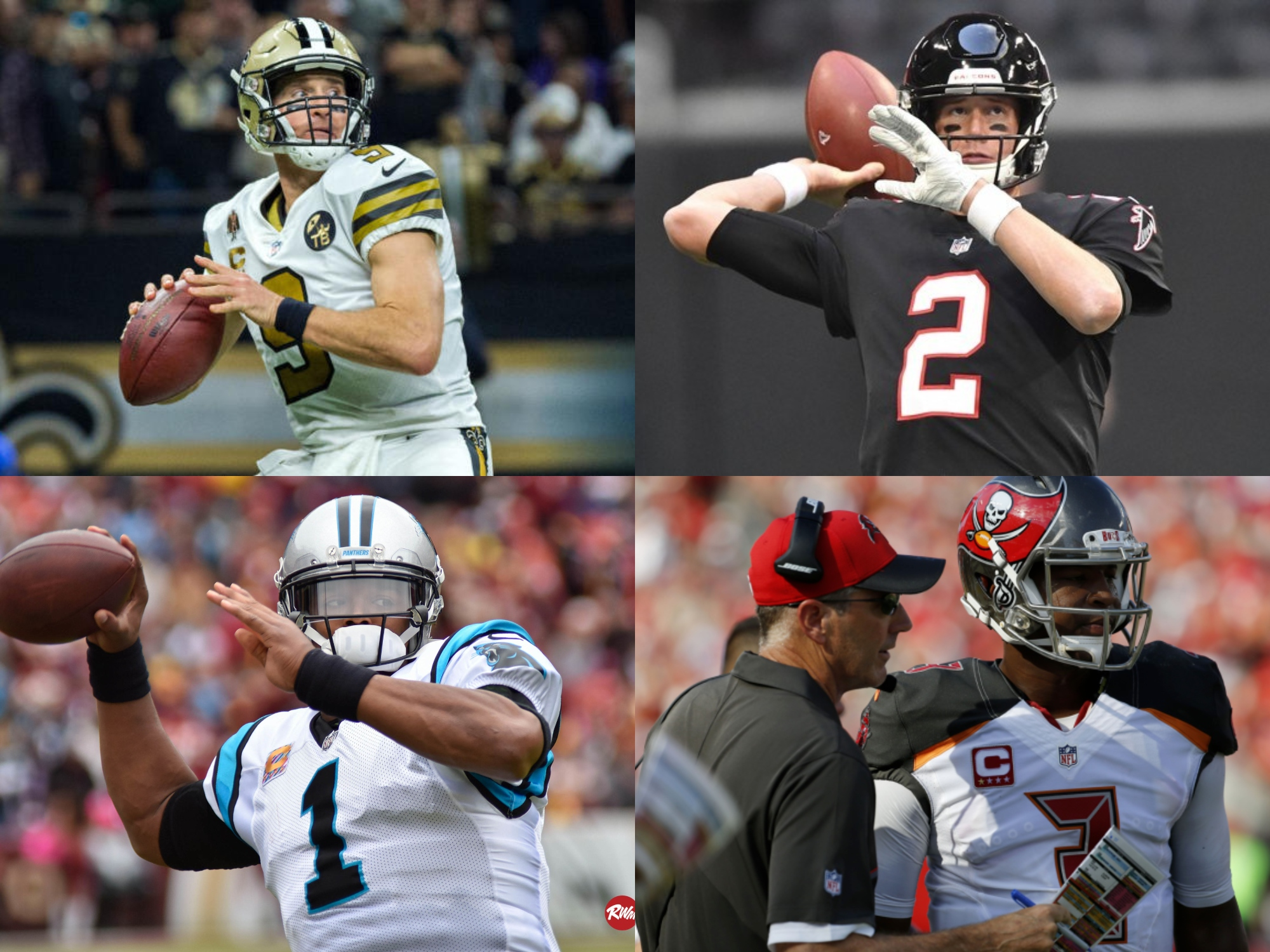 2019 NFC South Record Predictions