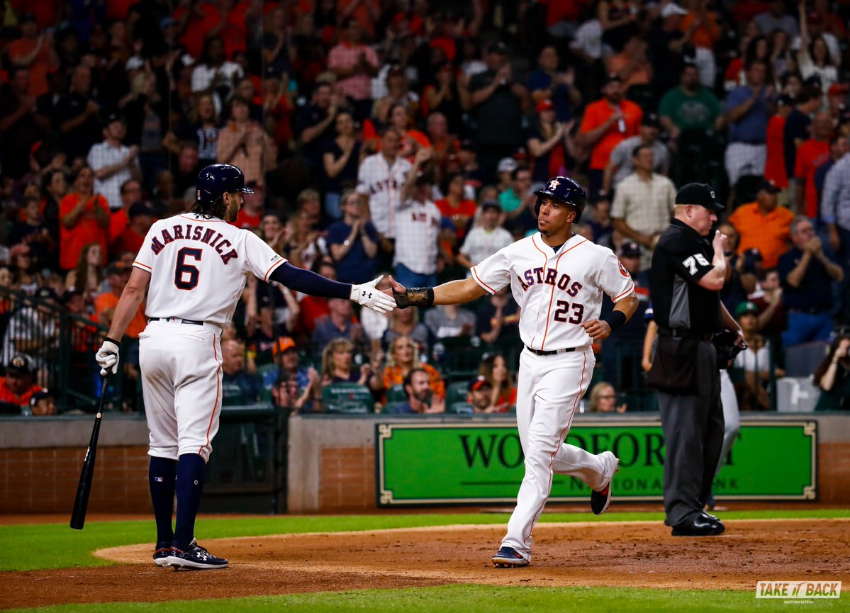 Astros' Marisnick Suspended Two Games