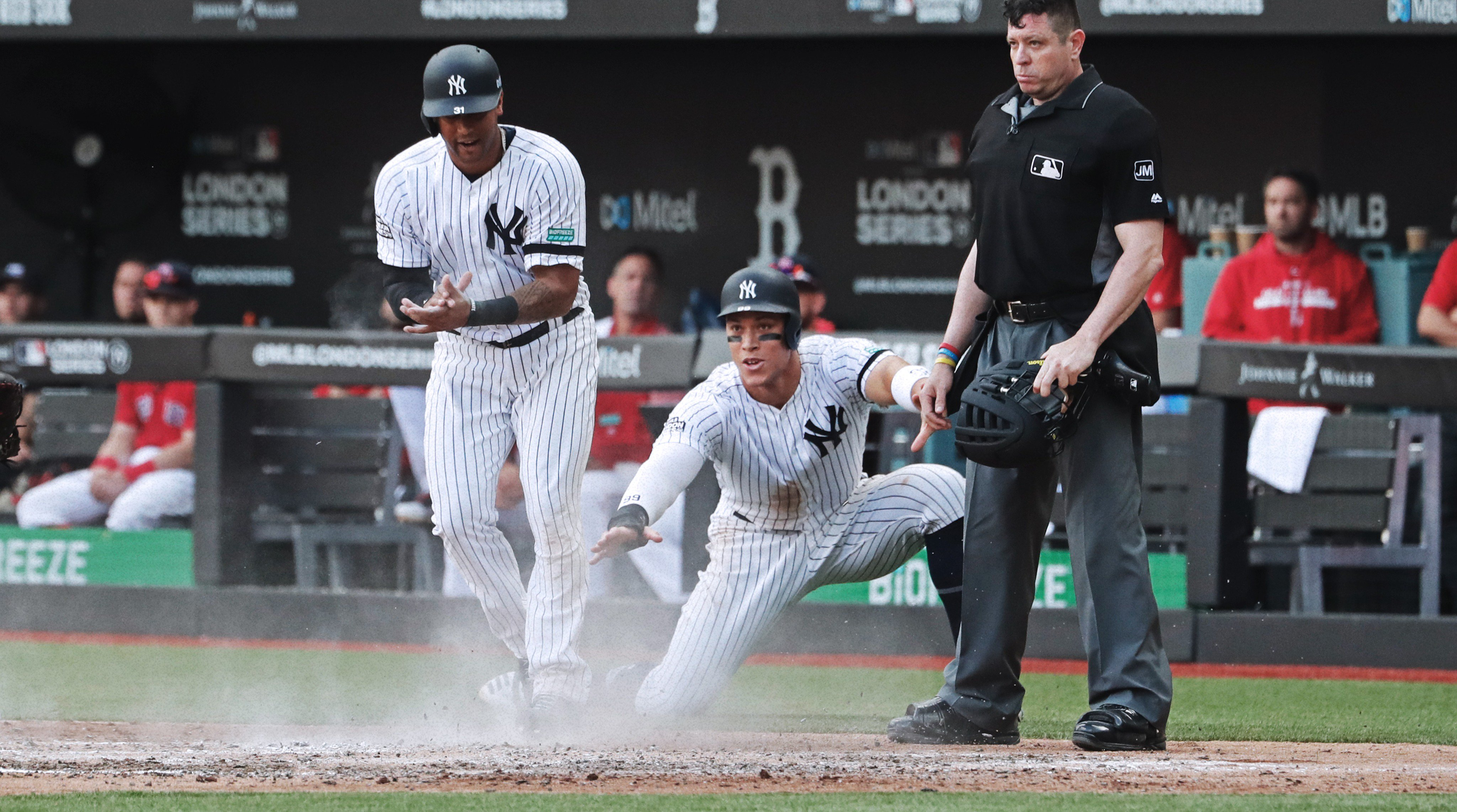 Yankees-Red Sox London Series