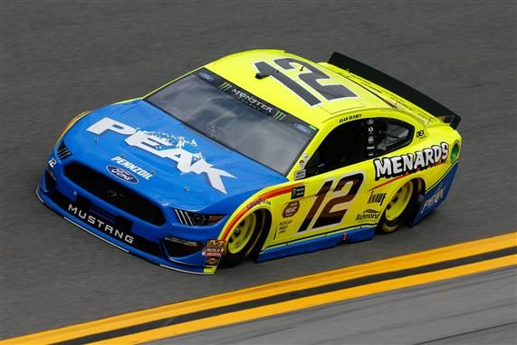 Ryan Blaney Searches for First Win of 2019 at Kentucky