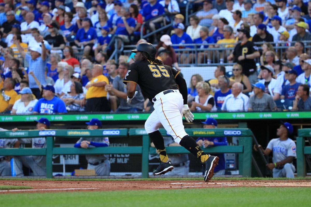 Pirates Destroy Cubs And Look Ahead To Game Two