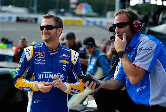 Dale Earnhardt, Jr. Confirms He Will Drive in Darlington Xfinity Race