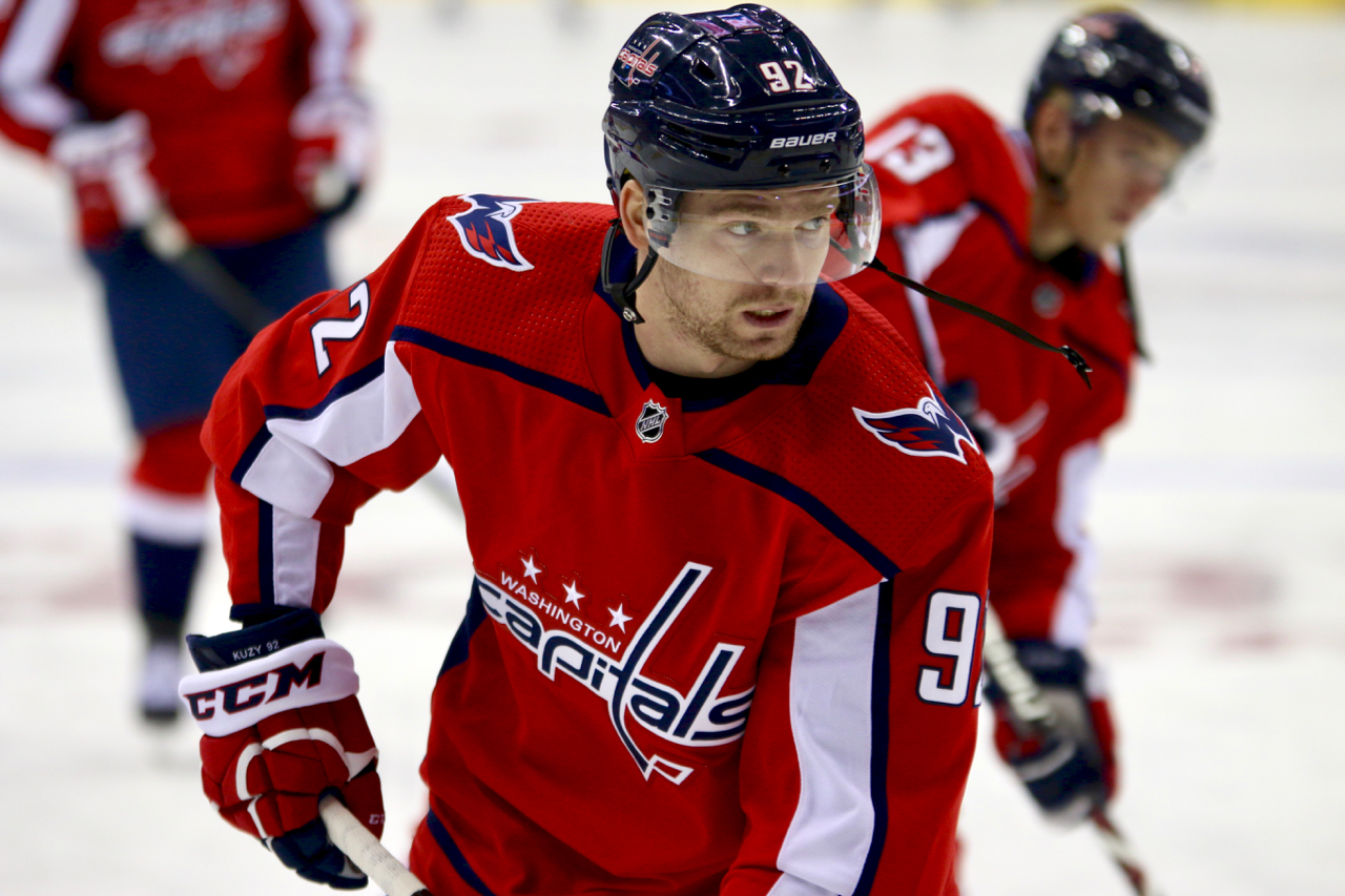 Evgeny Kuznetsov Suspended For Cocaine Usage