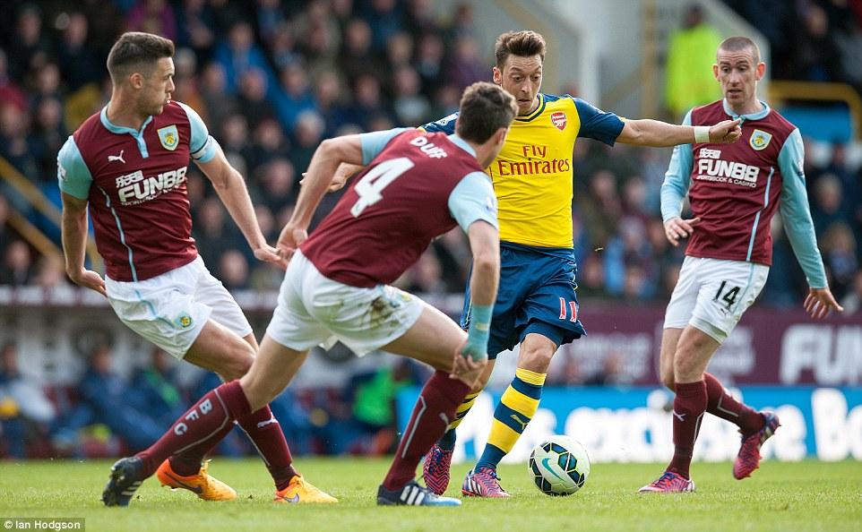 Premier League: Arsenal vs Burnley Preview