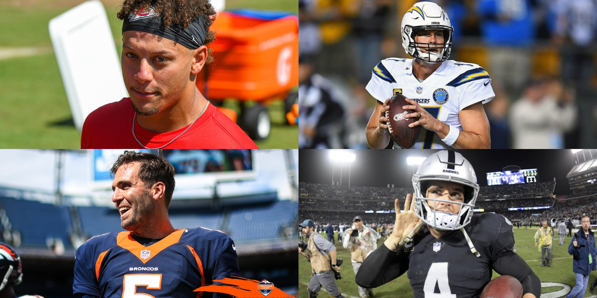 2019 AFC West Record Predictions