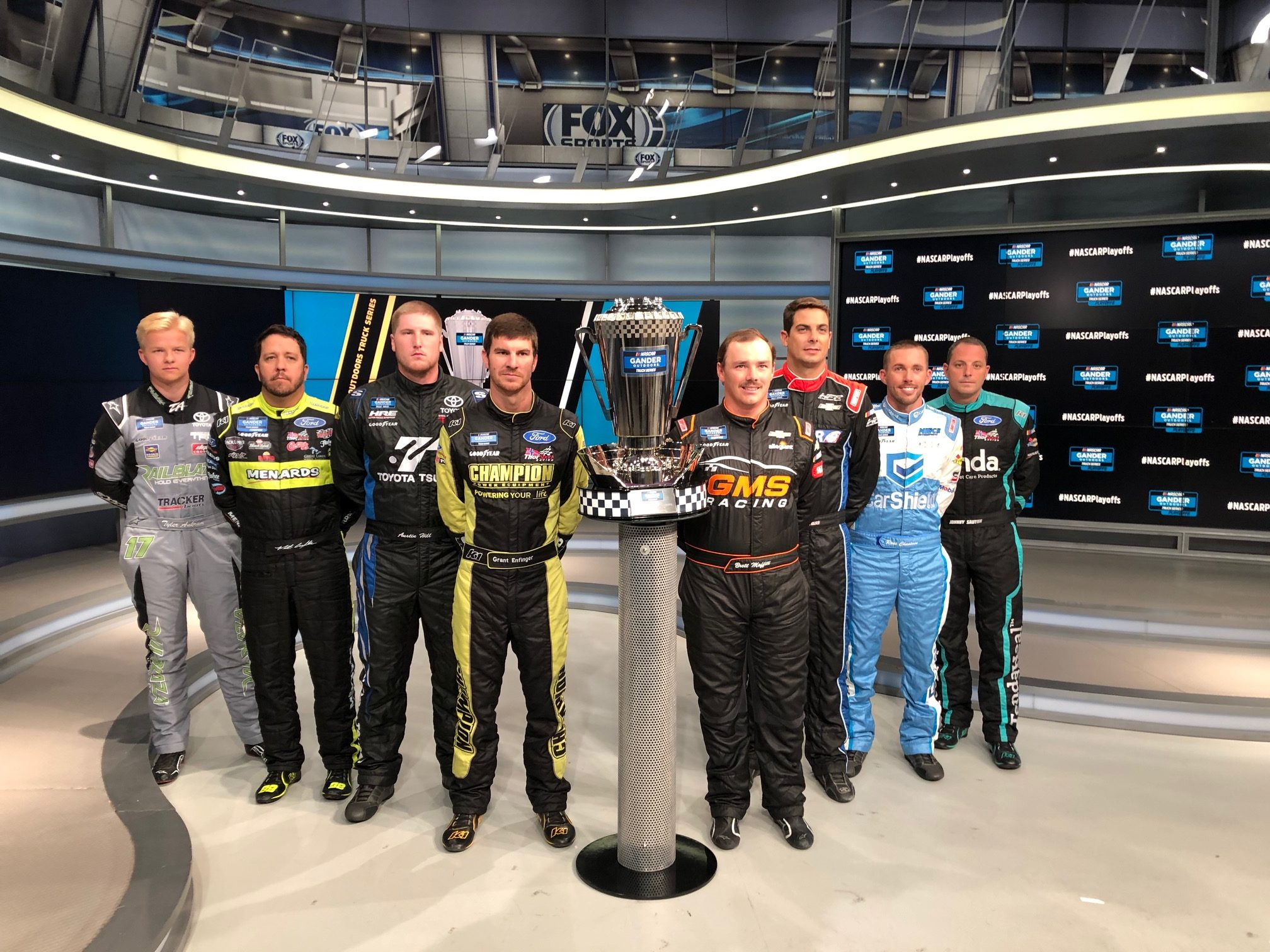 2019 Gander Outdoors Truck Series Playoff Preview