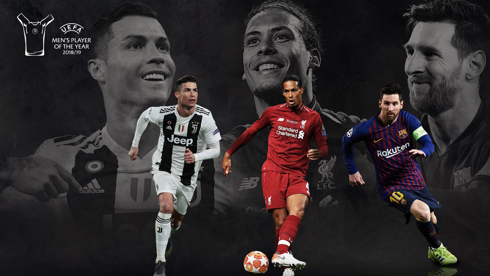Image result for uefa player of the year 2019